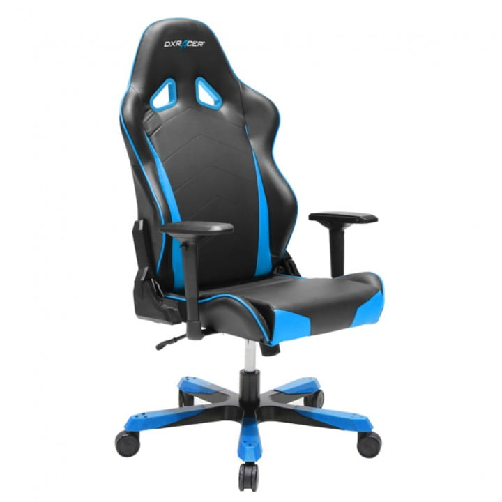 Игровое кресло DXRacer Tank OH/TS29/NB (Black/Blue)