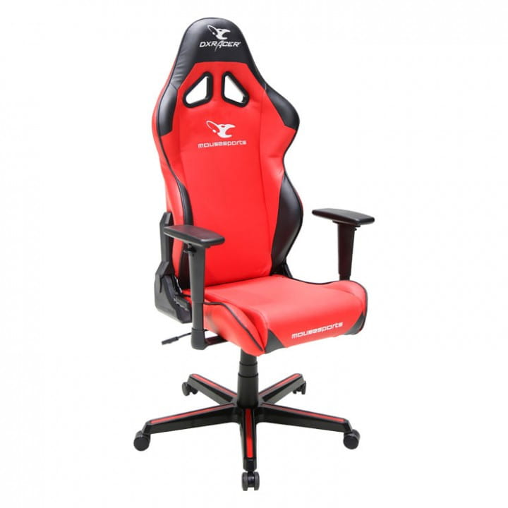 Игровое кресло DXRacer Special Edition OH/RZ175/RN/MOUZ/DX (Red/Black)