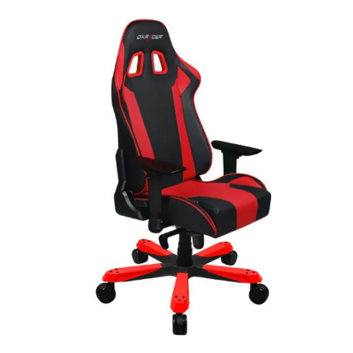 Игровое кресло DXRacer King OH/KS06/NR (Black/Red)