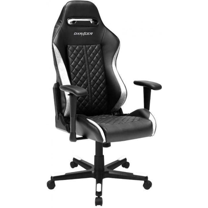Игровое кресло DXRacer Drifting OH/DF73/NW (Black/White)