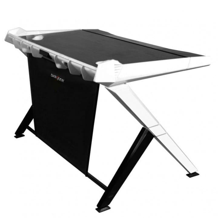 Геймерский стол DXRacer Gaming Desk GD/1000/NW (Black/White)