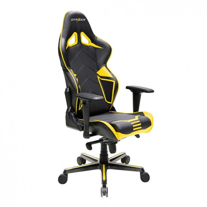 Игровое кресло DXRacer Racing OH/RV131/NY (Black/Yellow)