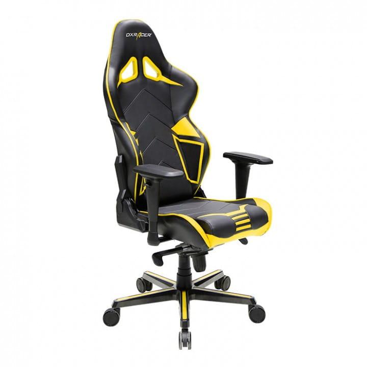 Игровое кресло DXRacer Racing OH/RV131/NY (Black/Yellow)