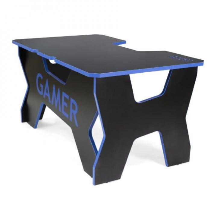 Геймерский стол Generic Comfort Gamer2/DS/NB (Black/Blue)