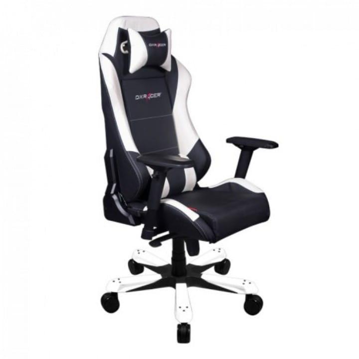 Игровое кресло DXRacer Iron OH/IS11/NW (Black/White)