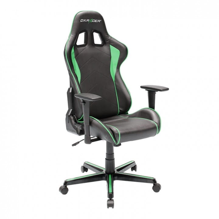 Игровое кресло DXRacer Formula OH/FH08/NE (Black/Green)