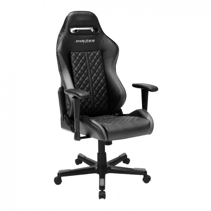 Игровое кресло DXRacer Drifting OH/DF73/NG (Black/Grey)