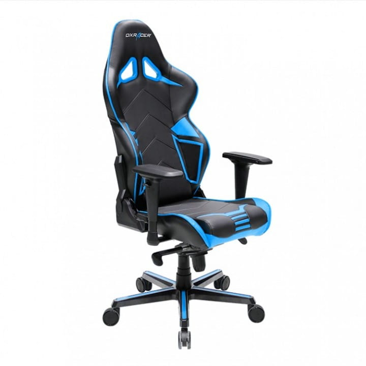 Игровое кресло DXRacer Racing OH/RV131/NB (Black/Blue)