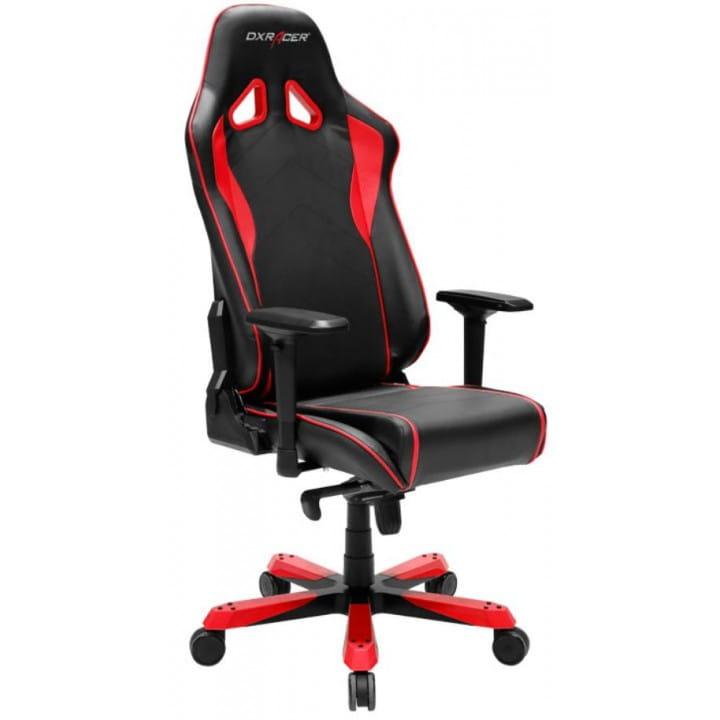 Игровое кресло DXRacer Sentinel OH/SJ08/NR (Black/Red)
