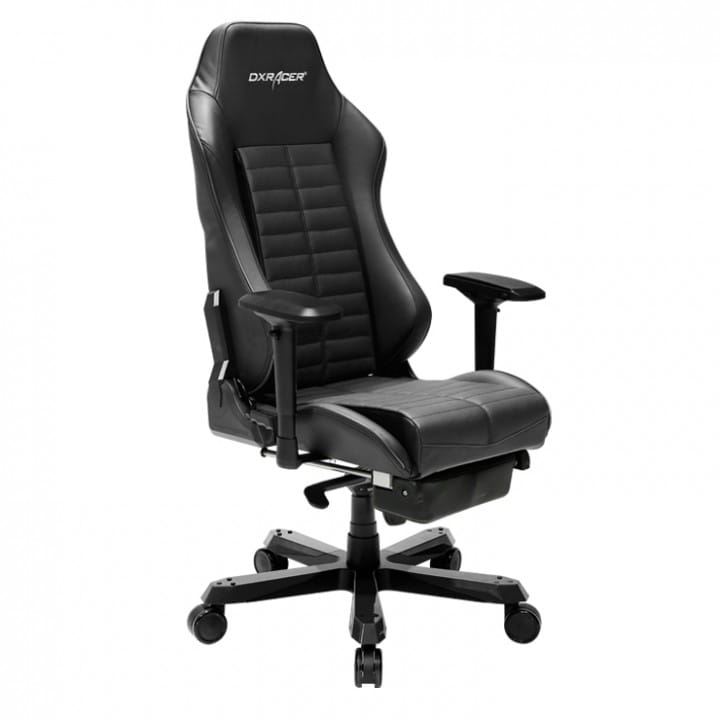 Игровое кресло DXRacer Iron OH/IS133/N/FT (Black)