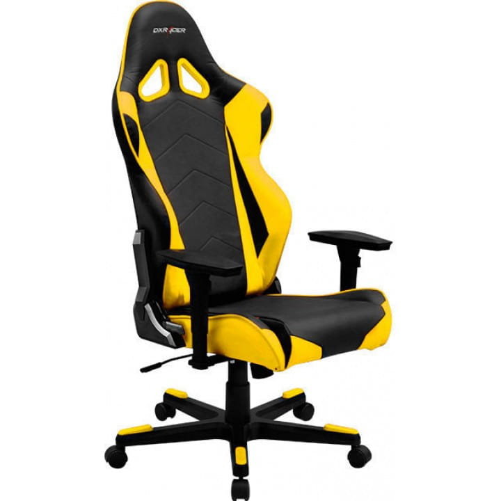Игровое кресло DXRacer Racing OH/RE0/NY (Black/Yellow)