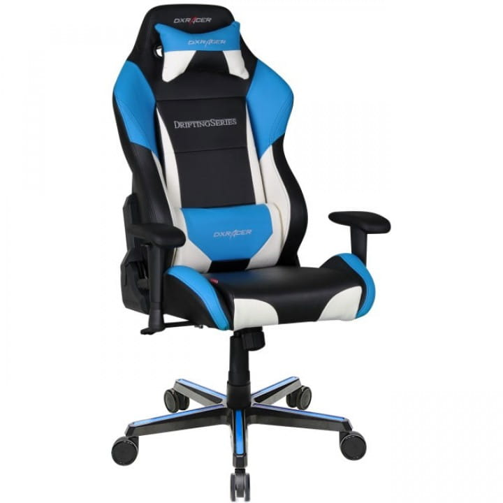 Игровое кресло DXRacer Drifting OH/DM61/NWB (Black/White/Blue)