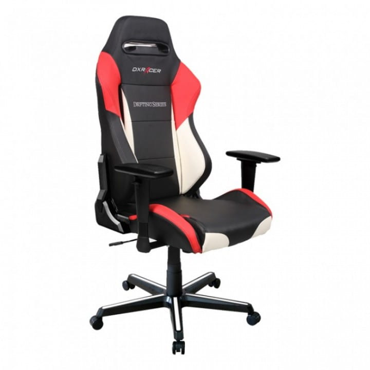 Игровое кресло DXRacer Drifting OH/DM61/NWR (Black/White/Red)