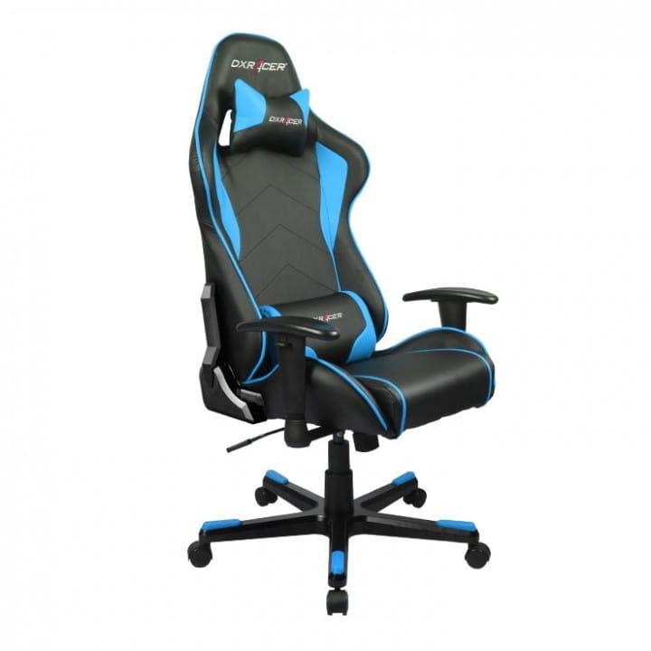 Игровое кресло DXRacer Formula OH/FE08/NB (Black/Blue)
