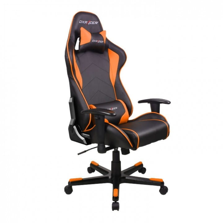 Игровое кресло DXRacer Formula OH/FE08/NO (Black/Orange)