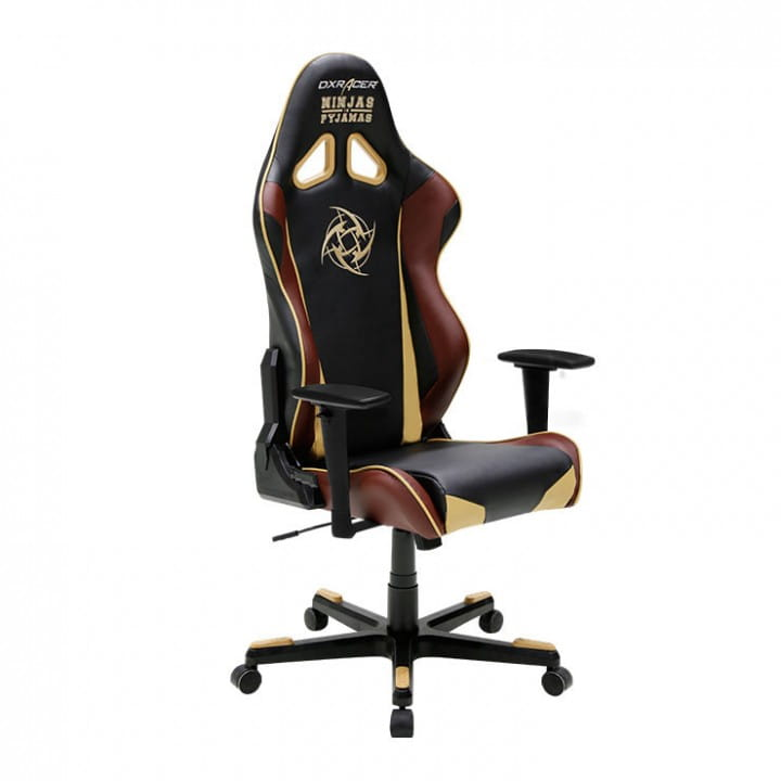 Игровое кресло DXRacer Special Edition OH/RE126/NCC/NIP (Black/Brown/Beige)