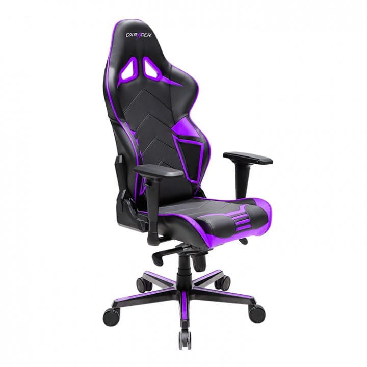 Игровое кресло DXRacer Racing OH/RV131/NV (Black/Purple)