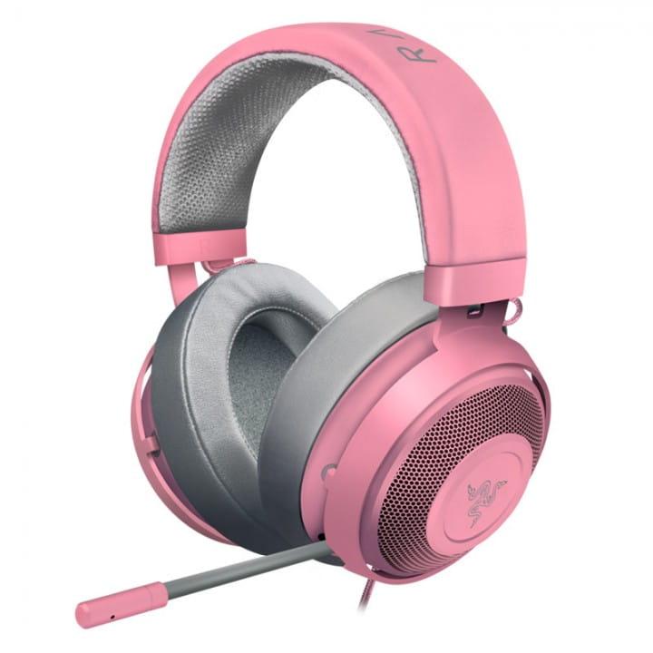 Гарнитура Razer Kraken Pro V2 Oval Quartz Pink