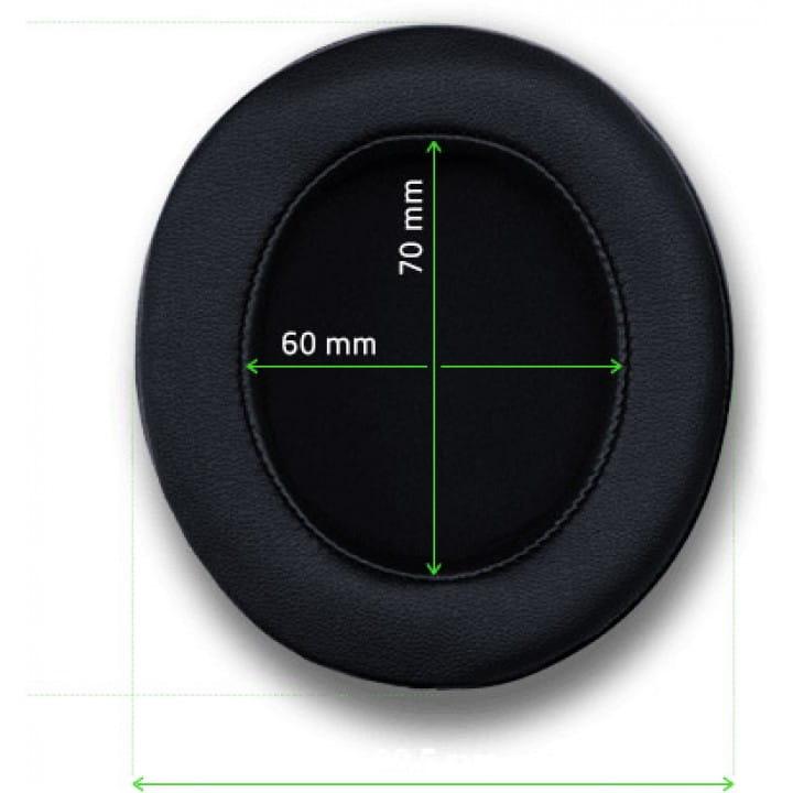 Амбушюры Razer для Thresher (Oval) Ear Cushion Cooling-Gel Infused Cloth