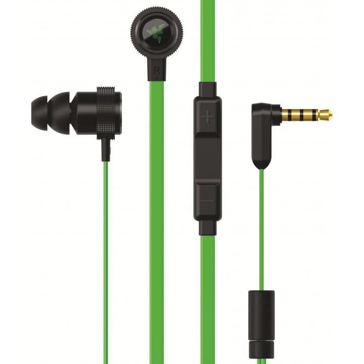 Наушники с микрофоном Razer Hammerhead Pro v2