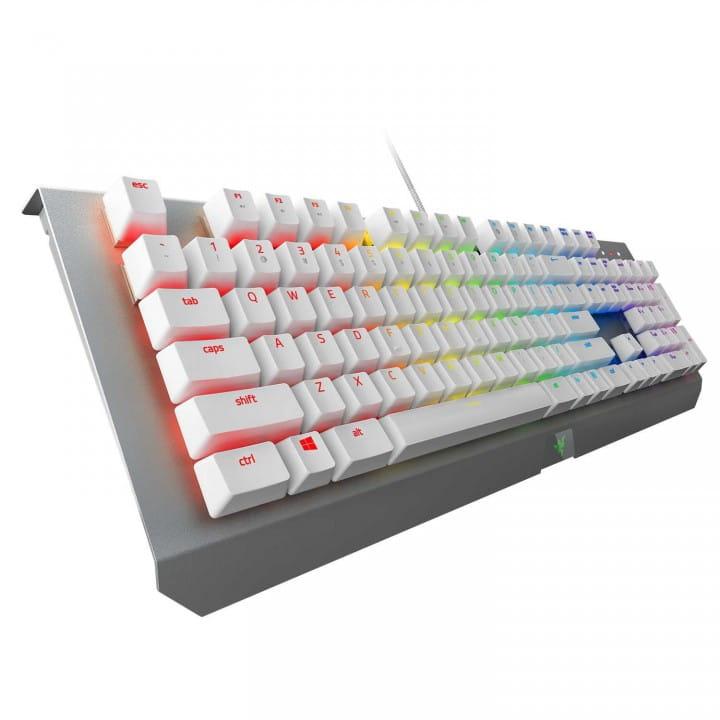Клавиатура Razer BlackWidow X Chroma Mercury White