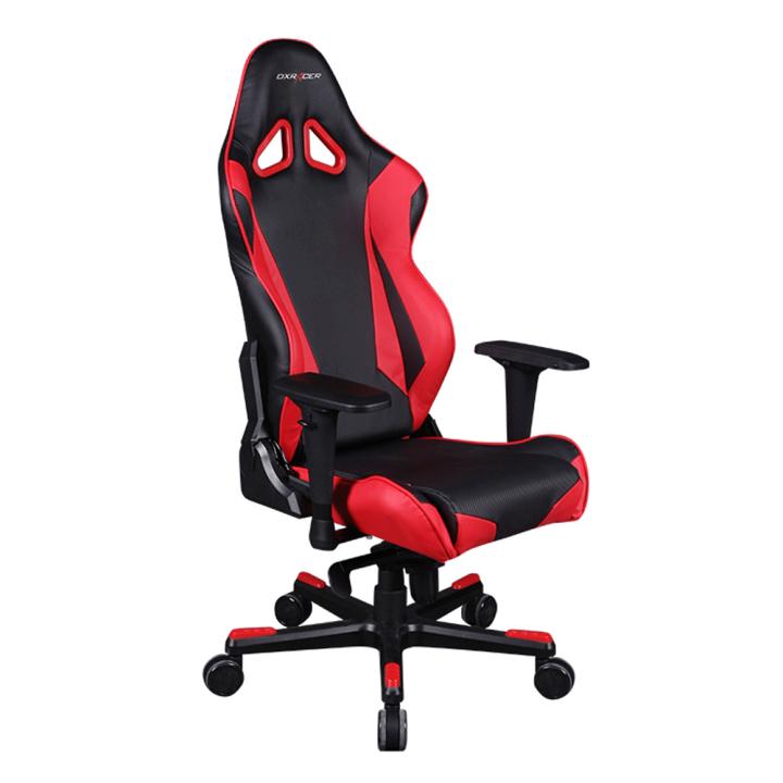 Игровое кресло DXRacer Racing OH/RJ001/NR (Black/Red)