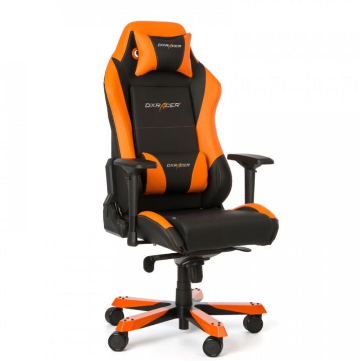 Игровое кресло DXRacer Iron OH/IS11/NO (Black/Orange)
