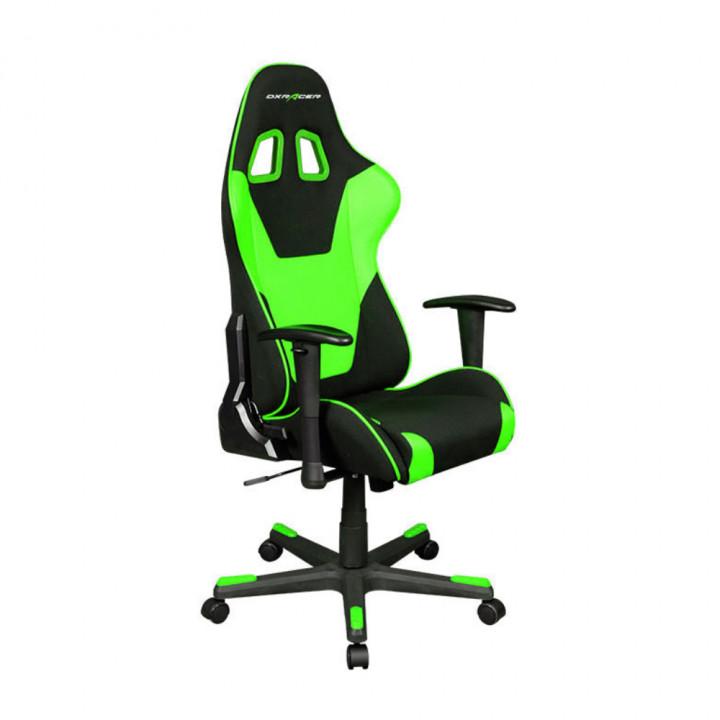 Игровое кресло DXRacer Formula OH/FD101/NE (Black/Green)