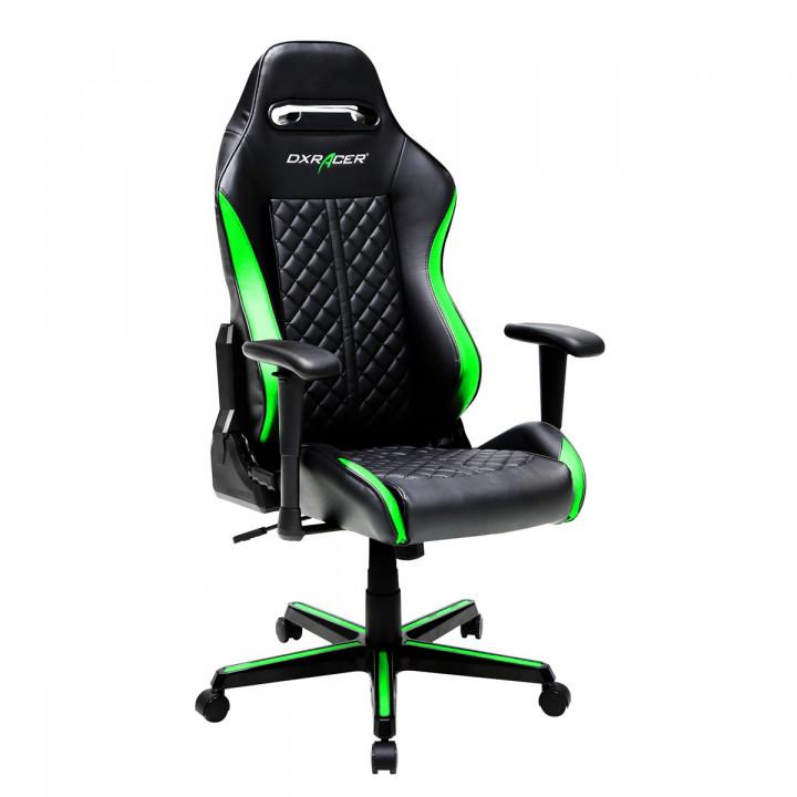 Игровое кресло DXRacer Drifting OH/DH73/NE (Black/Green)