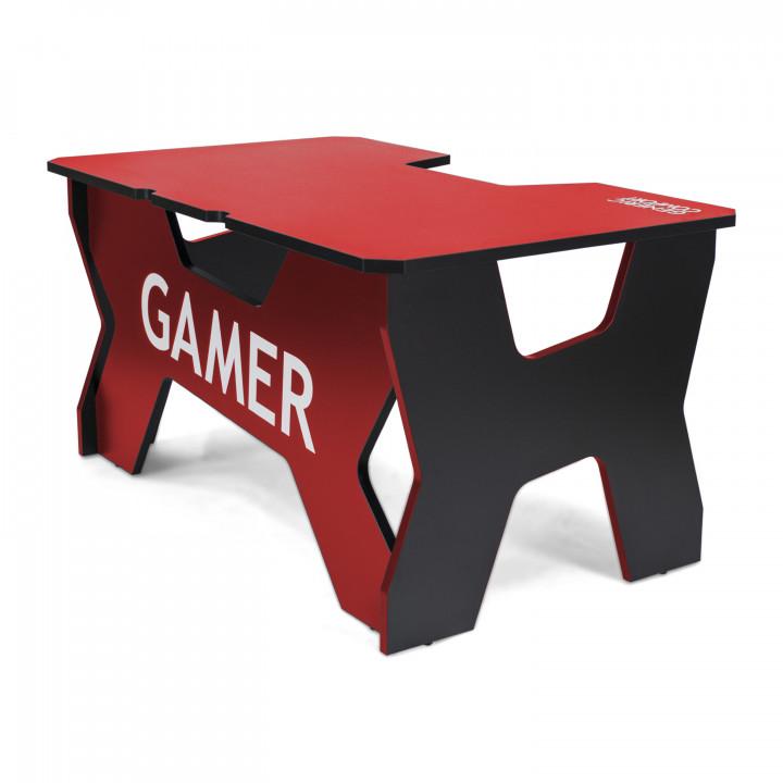 Геймерский стол Generic Comfort Gamer2/NR (Black/Red)