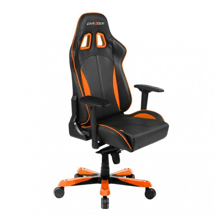 Игровое кресло DXRacer King OH/KS57/NO (Black/Orange)