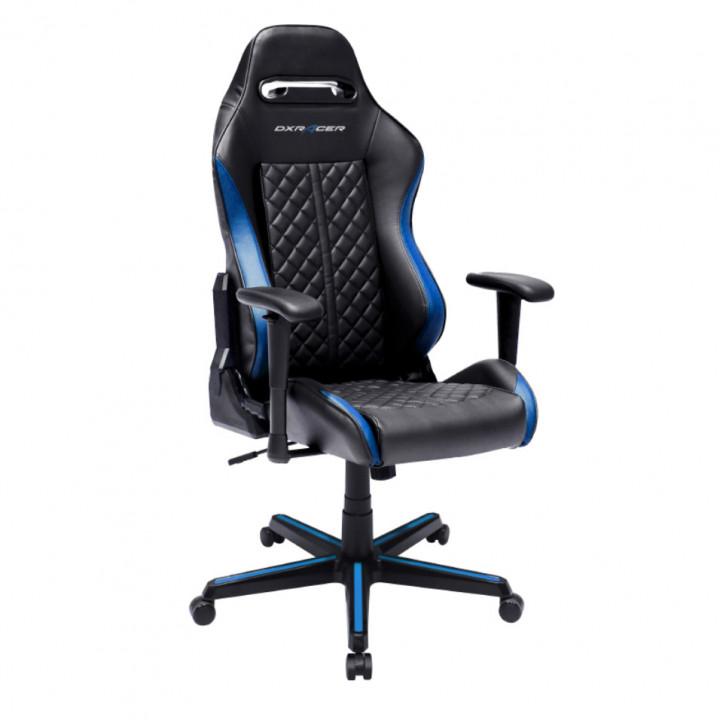 Игровое кресло DXRacer Drifting OH/DH73/NB (Black/Blue)