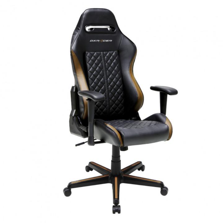 Игровое кресло DXRacer Drifting OH/DH73/NC (Black/Brown)