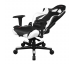 Игровое кресло DXRacer Racing OH/RJ001/NW (Black/White)